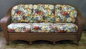 Wicker Settee Replacement Cushions Charleston Collection Jaetees Wicker Wicker Furniture