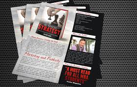 book sell sheet templates ideas u0026 designs adazing