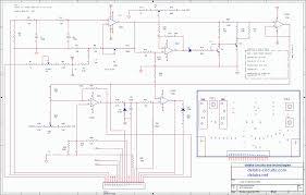 digital temperature controller using thermocouple circuit diagram