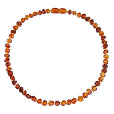 necklace babies images Amber teething necklace for babies and infants ronin cole jpg