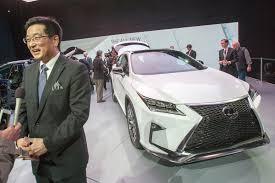lexus nx new york auto show lexus rx the fourth generation lands at 2015 new york auto show