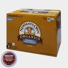 newman s own organic special blend coffee keruig k cups