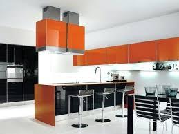 cuisine orange et noir cuisine orange et noir cuisine avec dacco orange et noir cuisine