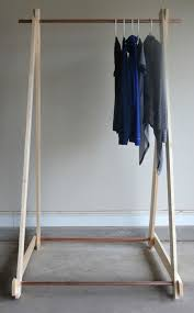 diy clothing storage diy copper clothing rack two thirty five designs