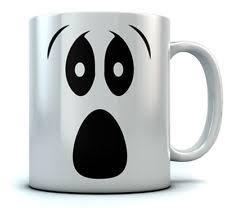 porcelain halloween mugs ebay