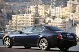 maserati quattroporte 2008 maserati quattroporte saloon review 2004 2012 parkers