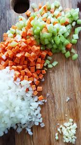 mirepoix cuisine hearty white bean soup