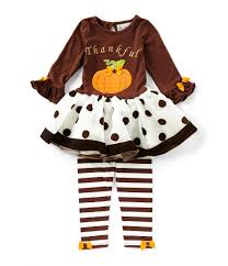 thanksgiving dresses for girls thanksgiving kids u0027 u0026 baby clothing u0026 accessories dillards com