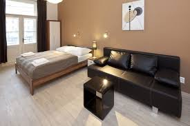 Bedroom Studio Setups Modern Studio Apartment Design With Ideas Design 35496 Kaajmaaja