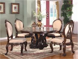 dining table set round unique french country dining room set round