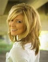 hairstyles with bangs 40 years medium length layered hairstyles shaggy hairstyles shaggy and bangs