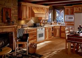 modern rustic kitchen designssome rustic modern day kitchen floor