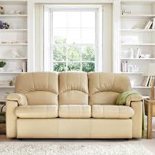 G Plan Leather Sofa G Plan Storage Footstool In Ivory Leather At Smiths The Rink