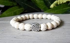 white bead bracelet images 50 best men 39 s beaded bracelets beaded bracelets for guys jpg