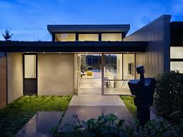 Modern Architecture Ideas Hillside Modern Deforest Architects