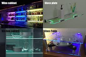 illuminazione a pavimento rgb led illuminazione pavimento in vetro led vetrine set led clip