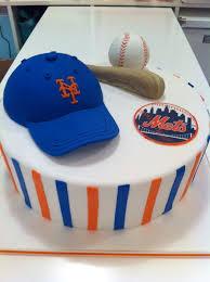 15 best mets cakes images on pinterest baseball cakes cake