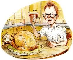 alton brown s roast turkey for thanksgiving thanksgiving