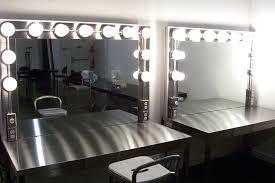 bedroom vanity set with lighted mirror best lights ideas on light