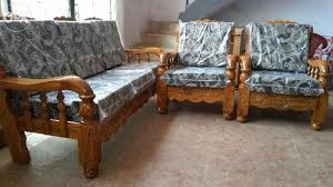 Teak Wood Sofa Set Bangalore Revistapachecocom - Teak wood sofa set designs