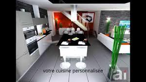 Cuisine Ilot Central Table Manger by Cuisiniste Saint Cassien Agenceur Saint Cassien Menuisier Saint