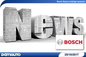 candele bosch tabella news gruppo demauto s p a