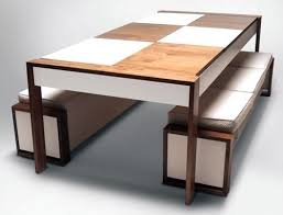 Dining Bench Table Set Dining Room Modern Dining Table With Bench On Dining Room