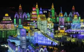 harbin snow and ice festival 2017 the 2014 harbin international ice and snow festival in china