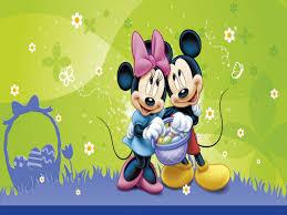 easter mickey mouse mickey mouse easter desktop wallpaper wallpapersafari
