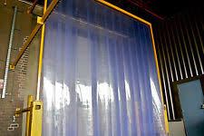 pvc door curtain pvc curtain business office industrial ebay