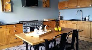 cuisine moderne ancien meuble de cuisine ancien une cuisine moderne et rustique a la fois