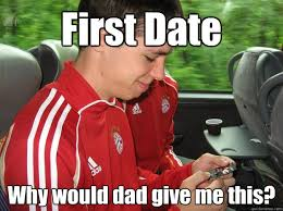 Reasons To Date Me Meme - 20 funny memes about first date disasters sayingimages com