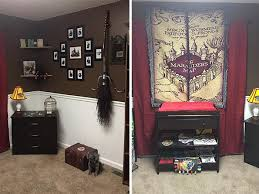 harry potter et la chambre des secrets vk parents create a harry potter nursery for their unborn baby vevu