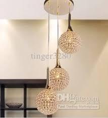 Chandelier Simple Simple Modern Gold Pendant L Chandelier Living Room