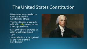 the united states constitution alexander hamilton called for a