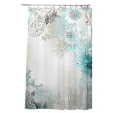 modern shower curtains allmodern