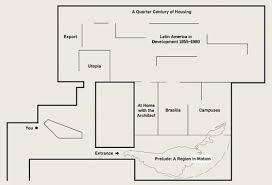 Moma Floor Plan Resenhasonline 162 03 Exposição A América Latina Existe Vitruvius