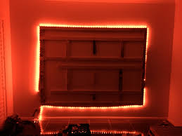 Led Lights For Room by Diy Floating Wall U0026 Unit With Led Lighting For 70