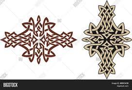 celtic tribal design vector photo bigstock