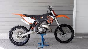 ktm 150 sx 150 cm 2009 rovaniemi motorcycle nettimoto
