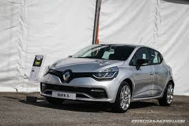 new renault clio t c euro cars launches the all new renault clio r s 200 e d c