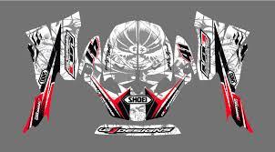 motocross helmet designs helmet decals