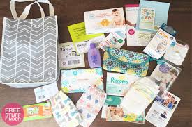 baby gift registries free baby welcome bag coupons savings 60 value