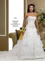 strapless wedding dresses gorgeous gown strapless satin wedding dress mlwk13181 665 00