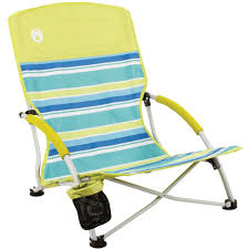 Foldable Outdoor Chairs Coleman Deck Chair With Folding Table Walmart Com