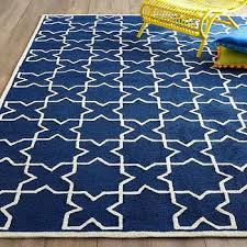 Horchow Outdoor Rugs Blue And Beige Geometric Outdoor Rug Products Bookmarks Design