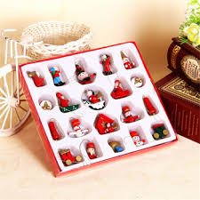 wooden decorate wholesale hand painted christmas ornaments buy