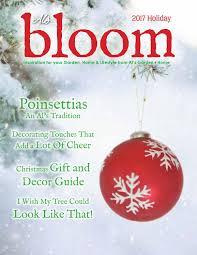 Als Garden Art Bloom Magazine Holiday 2017 By Al U0027s Garden Center Issuu