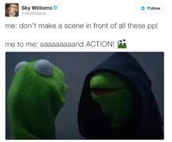 Evil Memes - funniest good kermit evil kermit memes bossip