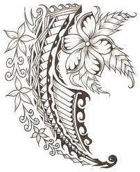 cool tribal tattoo on side tattoo pinterest tattoo tribal